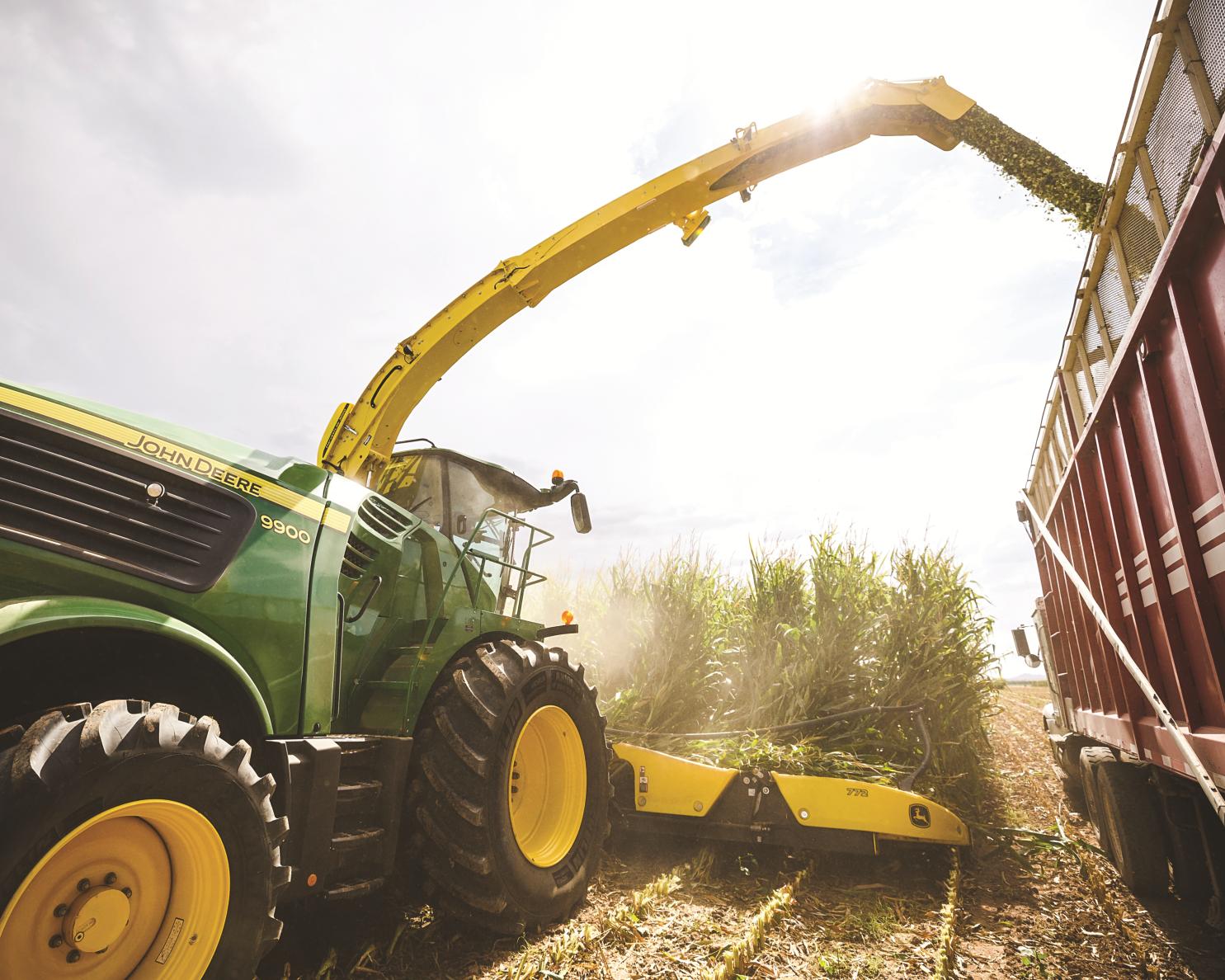 Forage Harvester Belorp Ag